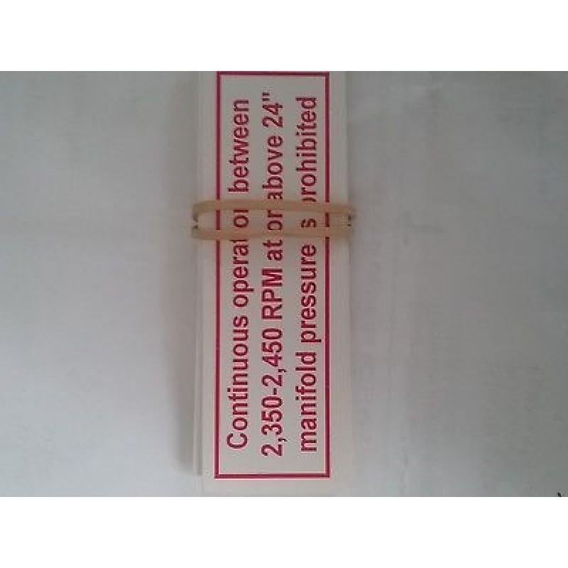 BEECH  PLACARD AD 2007-08-04     LOC 20